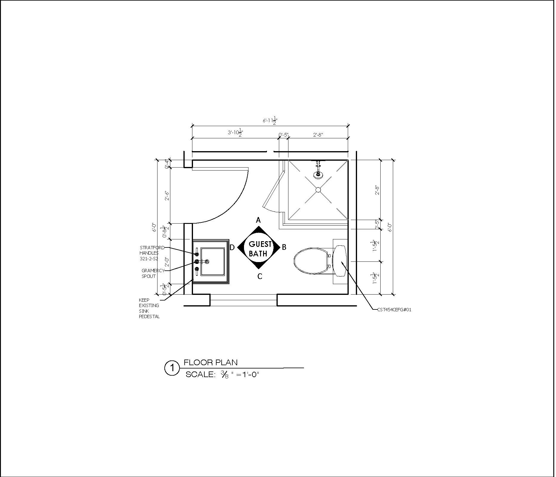 Megan Bachmann Interiors-Remodeling drawings