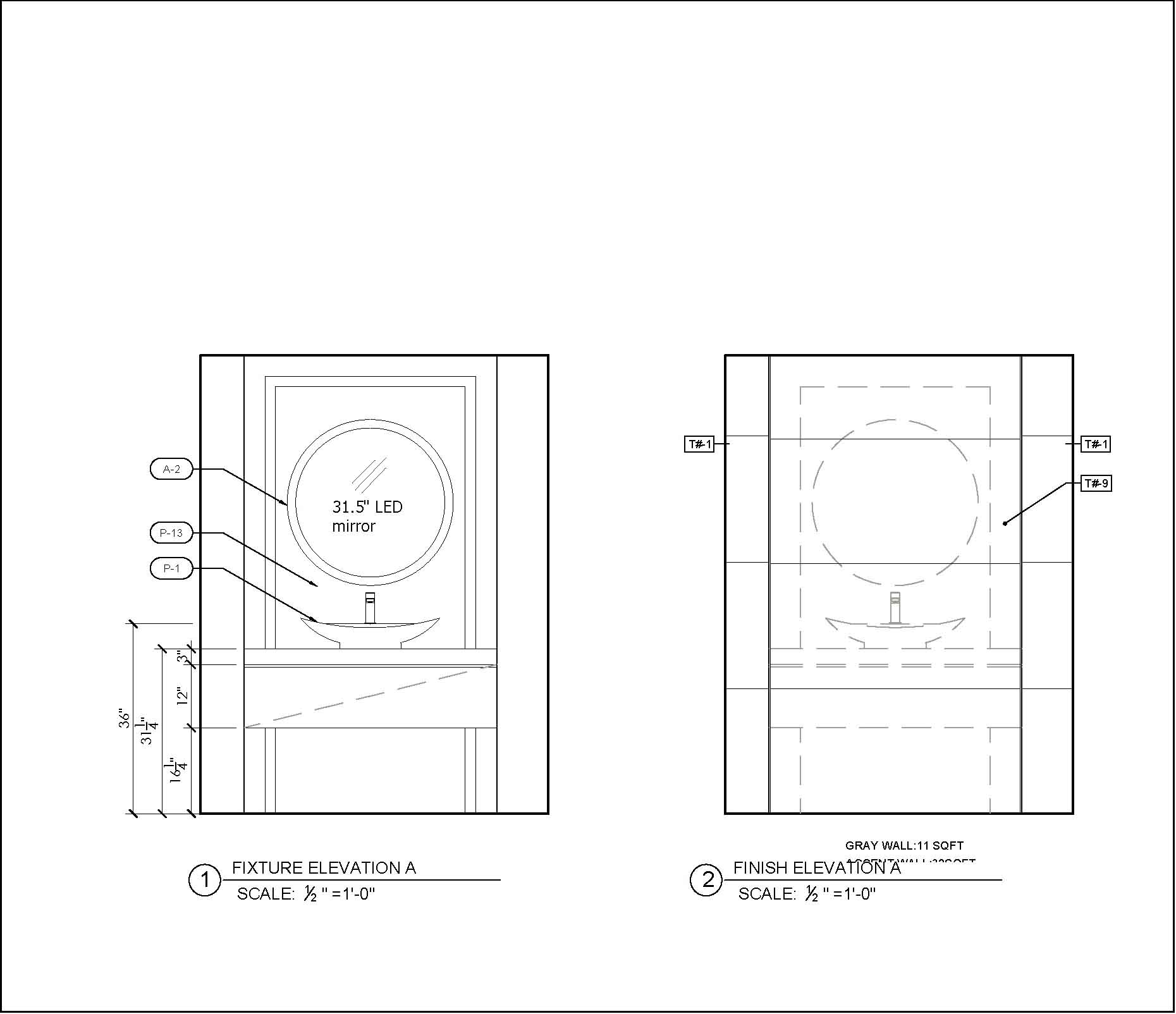 Remodeling Drawings Page 21