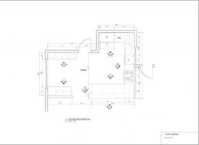 LOI Design Studio- Construction Docs. for City Approval