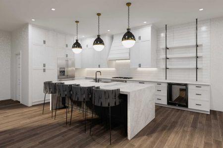 Understated Elegance Interiors- Kitchen Renderings