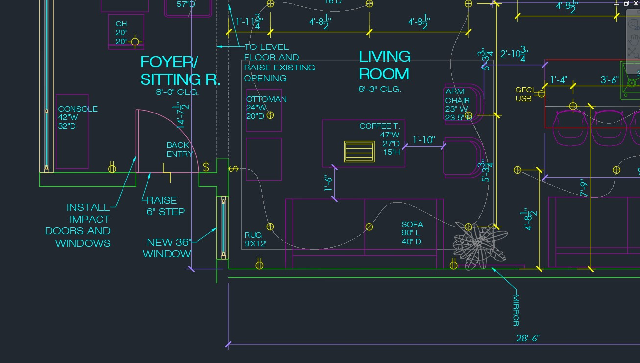 6 Things Every Interior Designer Needs To Know About Autocad Lt Kaza Interiors